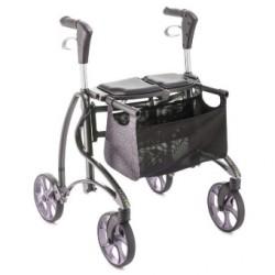Déambulateur pliable et ultra-léger Invacare® DOLOMITE Jazz - 510 mm