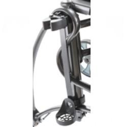Porte-canne pour rollator pliable et ultra-léger Invacare® DOLOMITE Jazz
