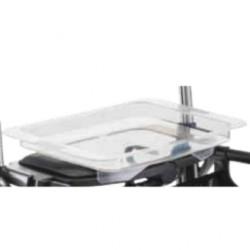Tablette pour rollator pliable et ultra-léger Invacare® DOLOMITE Jazz