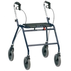Déambulateur robuste Invacare® DOLOMITE Maxi + 560 mm