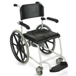 Chaise de douche Invacare® Cascade - 2 grandes roues