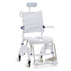 Chaise de douche INVACARE® Aquatec® OCEAN VIP - Assise inclinable