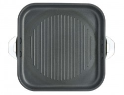 Grill carré 28cm Plug and Play - Aubecq
