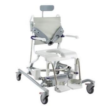 Chaise de douche ocean e vip invacare aquatec - Chaise hauteur assise ...