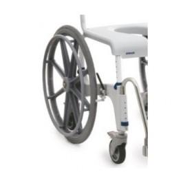"""Roues arrière de 24"""" (61 cm de diamètre) pour chaises de douche Invacare® OCEAN & OCEAN XL"""