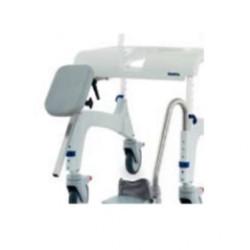 Support amputé pour chaises de douche INVACARE® Aquatec® OCEAN & OCEAN XL