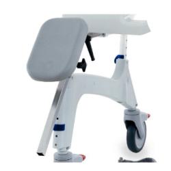 Support amputé pour chaises de douche INVACARE® Aquatec® OCEAN VIP & DUAL VIP & E-VIP