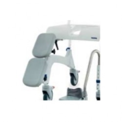 Repose-jambes en 2 parties pour chaises de douche INVACARE® Aquatec® OCEAN & OCEAN XL