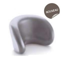 Appui-tête et nuque ergonomique rembourré pour chaises de douche Invacare® OCEAN VIP & DUAL VIP & E-VIP