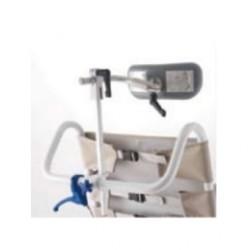 Support de l'appui-tête pour chaises de douche Invacare® OCEAN VIP & DUAL VIP & E-VIP