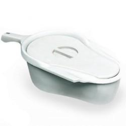Seau avec couvercle (sans glissière) pour la gamme INVACARE® Aquatec® OCEAN