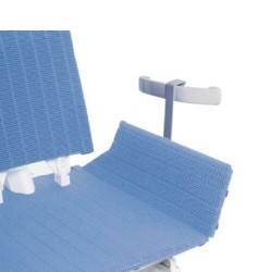 Guide pour maintiens latéraux de l'assise, pour élévateurs de bain INVACARE® Aquatec® Orca