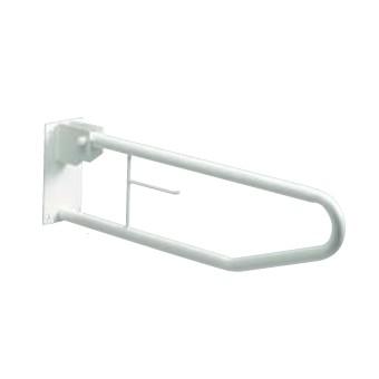 Barre d'appui relevable avec support papier toilette INVACARE® Basica| SenUp.com