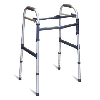 Cadre de marche pliant Invacare® Asteria - Réglable en hauteur| SenUp.com
