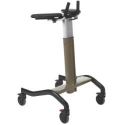 Déambulateur de rééducation Invacare® Dolomite STEP UP - Réglage en hauteur manuel
