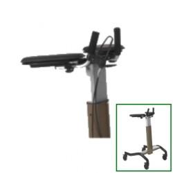 Kit de freinage pour déambulateur de rééducation Invacare® Dolomite STEP UP