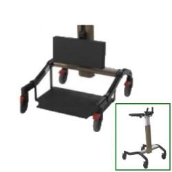 Kit verticalisation AMV pour déambulateur de rééducation Invacare® Dolomite STEP UP