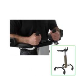 Appuis brachiaux pour déambulateur de rééducation Invacare® Dolomite STEP UP
