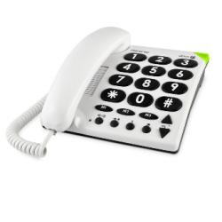 Doro PhoneEasy® 311C - Téléphone classique avec grandes touches