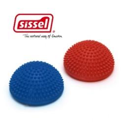 SISSEL® SPIKY DOME - 2 boules hérisson pour exercices d'équilibre