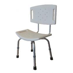Chaise de douche antidérapante Tcare