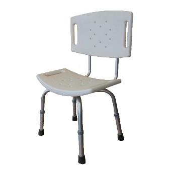 Chaise de douche antidérapante Tcare  SenUp.com