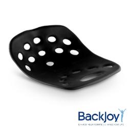 BACKJOY® - Coquille d'assise - Noir