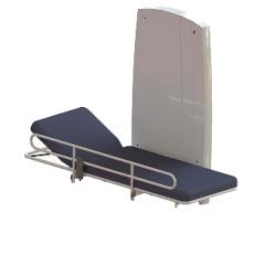 Table d'habillage Invacare® A7754 - Électrique et à hauteur variable