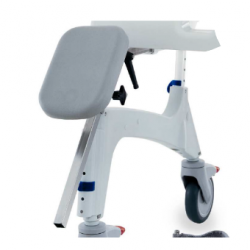 Support amputé pour chaise de douche INVACARE® Aquatec® OCEAN - L'unité
