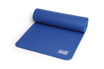 SISSEL® Gym Mat - Tapis de gym 180 x 60 x 1,5 cm - Bleu/rouge/gris| SenUp.com