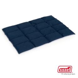 SISSEL® LINUM - Coussin chauffant en graines de lin - 45 x 30 cm