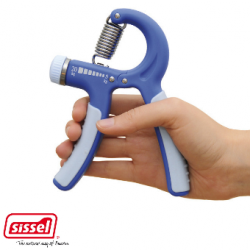 SISSEL® HAND GRIP SPORT - Presse-main pour la réhabilitation - Orange ou bleu