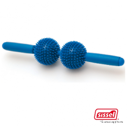 SISSEL® SPIKY TWIN ROLLER - Appareil de massage
