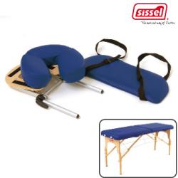Support pour tête et bras - Compatible avec la table de massage SISSEL® BASIC