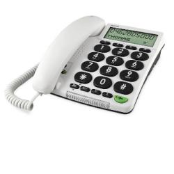 Doro PhoneEasy® 313Ci - Téléphone avec grandes touches - Écran - Volume amplifié