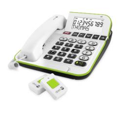 Doro Secure® 350 - Téléphone avec volume amplifié - Écran - Fonctions de sécurité