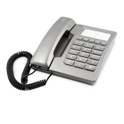 Doro 912C® - Téléphone filaire avec grandes touches et boutons à mémoire