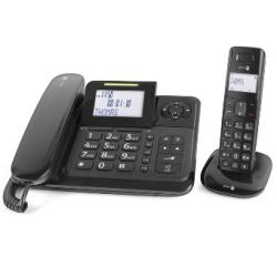 Doro Comfort® 4005 - Téléphones avec et sans fil - Grands écrans et répondeurs intégrés