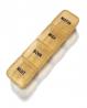 Pilulier journalier à 4 compartiments