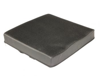 Coussin Visco Mouss Klé® Anti-escarres - Avec enveloppes 3D et PU - 43 x 43 cm