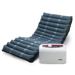 Matelas alternating à air de 12,7 cm APEX® + compresseur automatique (Escarre stade 1 à 4) - DOMUS 4