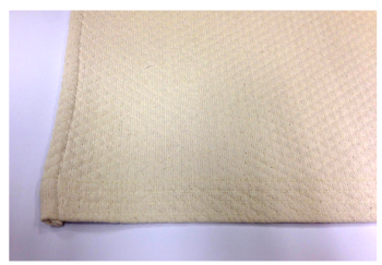 Couvre-lit en coton 180 x 260 cm