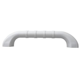 Barre d'appui ergonomique en polypropylène et aluminium - 30 cm| SenUp.com