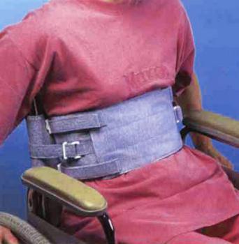 Ceinture de sécurité pour fauteuil de repos - Large