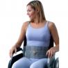 Ceinture ventrale et magnétique pour fauteuil roulant - Medium ergonomique