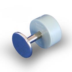 Fermeture magnétique sans clé pour ceinture abdominale et attache-poignet/cheville