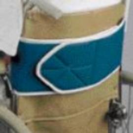 Ceinture ventrale pour fauteuil roulant