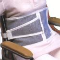 Ceinture ventrale pour fauteuils et lits