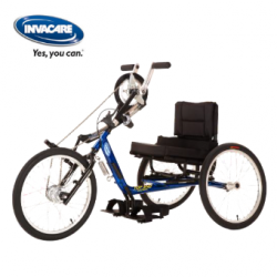 Invacare® Li'L Excelerator™ Stock LXC - Tricycle adulte à propulsion manuelle
