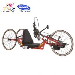 Invacare® Top-End Force™ 2 - Tricycle adulte à propulsion manuelle